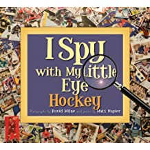 I Spy with My Little Eye Hockey