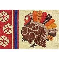 Jellybean Rug - Thanksgiving Turkey