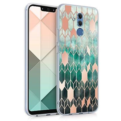 Amazon.com: kwmobile Crystal - Carcasa para Huawei Mate 20 ...