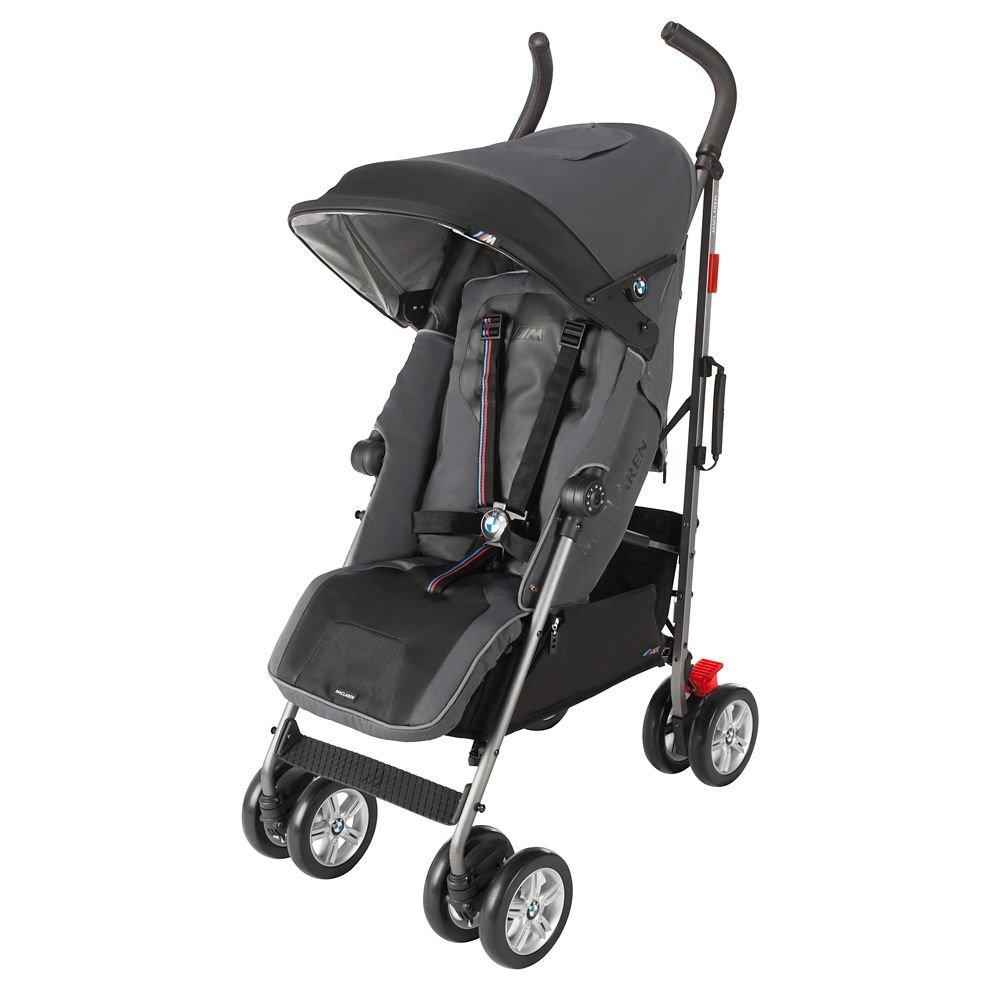 Maclaren BMW-M Stroller, Charcoal