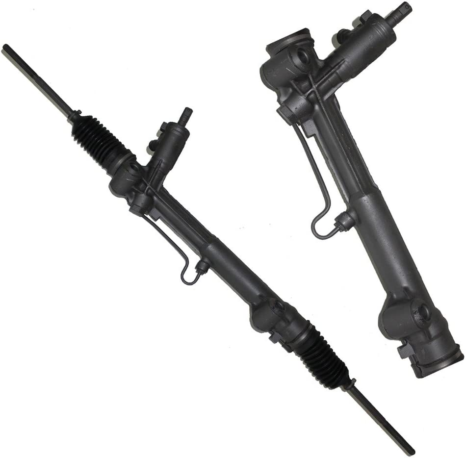1985-1993 Ford Mustang /& Thunderbird Detroit Axle Complete Power Steering Rack /& Pinion Assembly