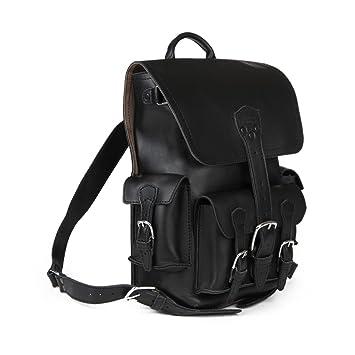 Amazon.com: Saddleback Leather Thin Front Pocket Backpack – Best ...