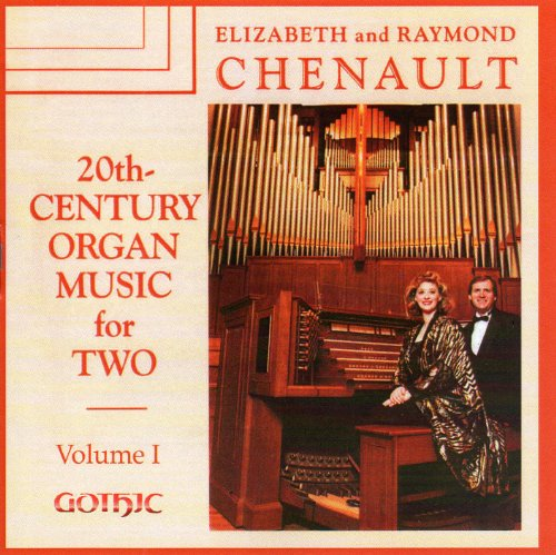 (20th Century Organ Music for Two 1)