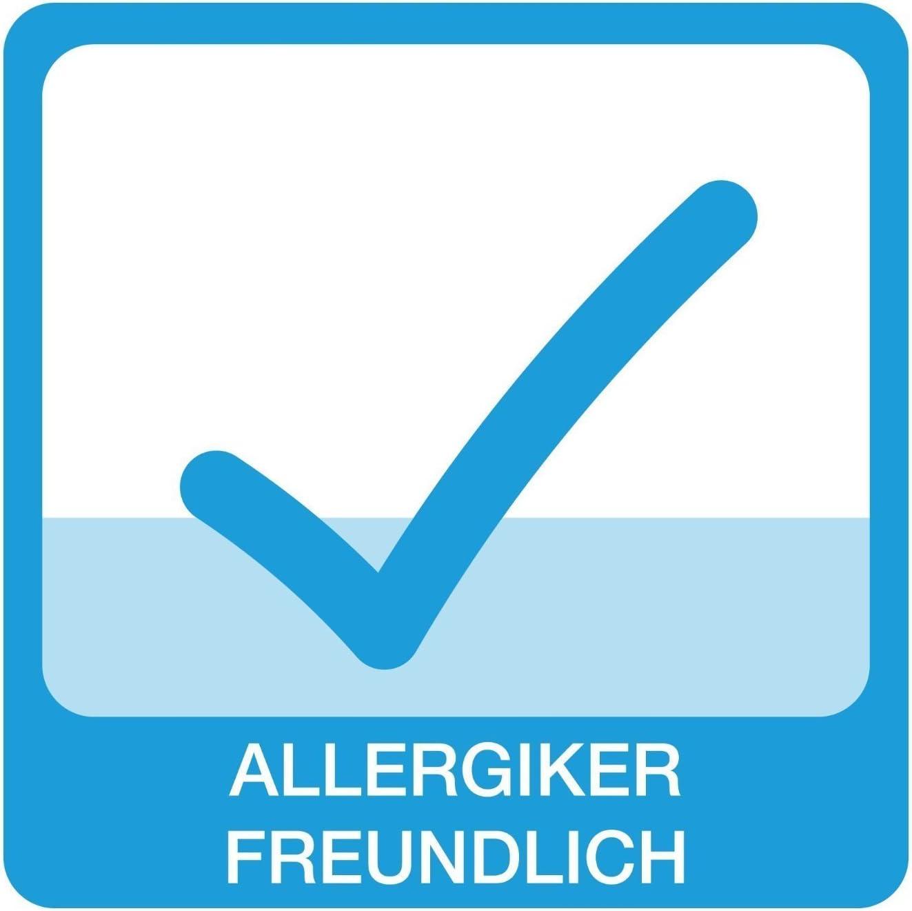 Schlafmond Medicus Clean Allergiker Matratzenschoner Unterbett Topper 95°C
