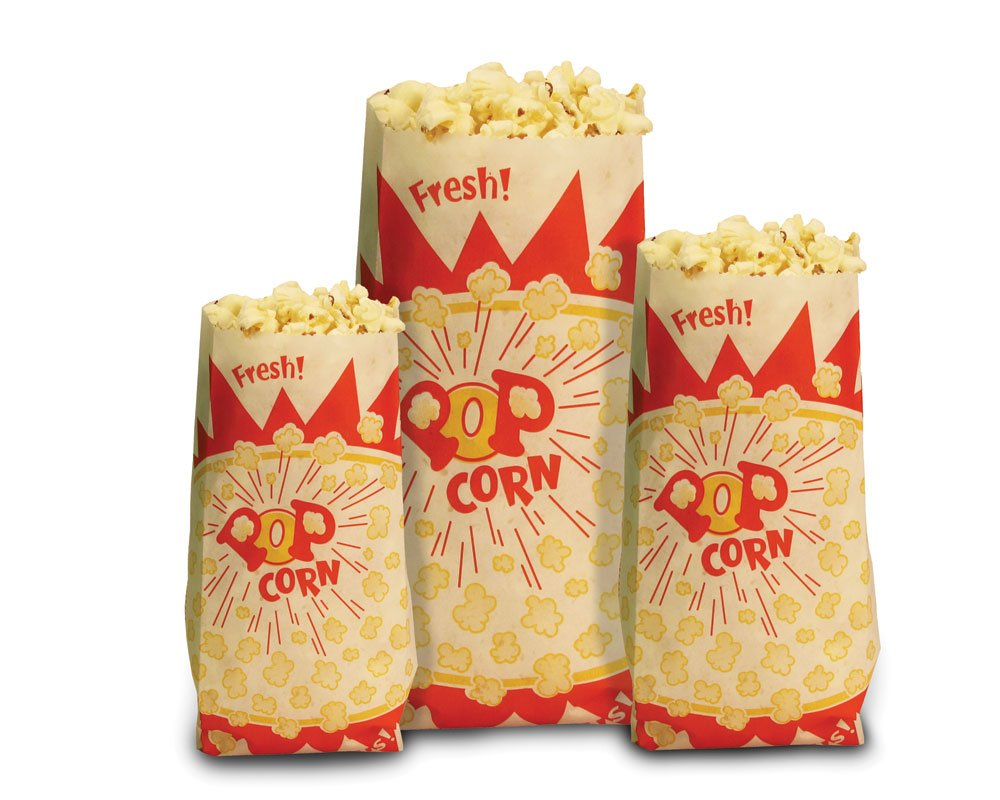 Paragon Popcorn Bags (1,000-Count) Paragon International Inc.[DROPSHIP] 10300-Parent