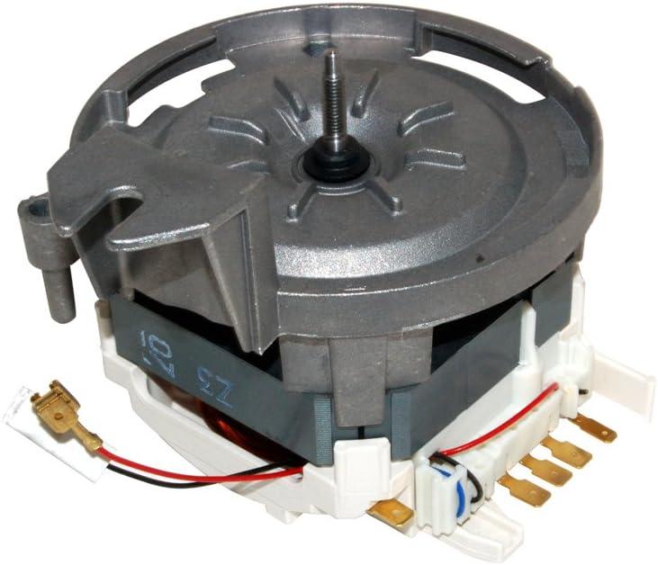 Motor de lavado de bomba de recirculación para lavavajillas original SIEMENS
