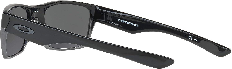 Oakley Gafas de sol Polarized TwoFace Polished Black/Black Iridium ...