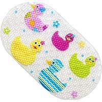 Jipai(TM) Tapis de bain Antidérapant Tapis de Baignoire pour Bébés Enfant Salle de Bain Durable et Résistant