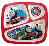 Thomas & Friends Divided Myplates for Kids - Teach Kids Healthy Eating Habits with Help From Their Favorite Trains!