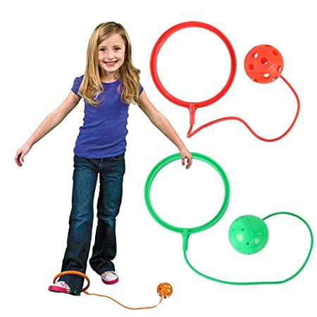 Amazon.com: binghang Jumping Juguete Varios colores Swing ...