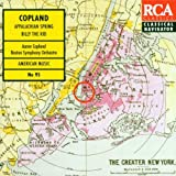 #7: Copland: Appalachian Spring/Billy The Kid/Rodeo Suite
