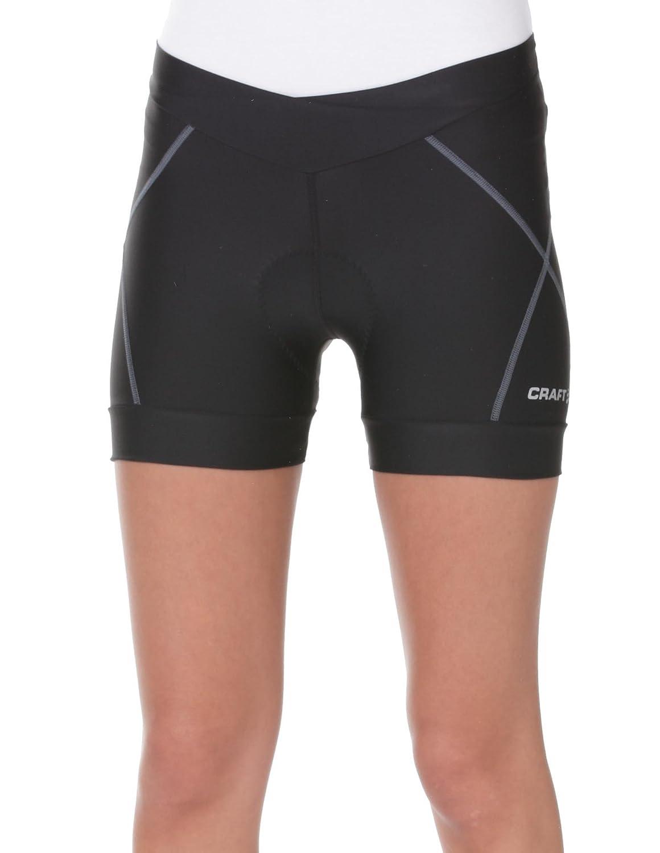 Craft Damen Hot Pants Active Bike Black XL 1900690N-2999 1900690-2999-XL