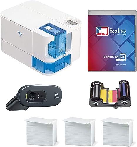 Amazon.com: Nisca PR-C101 - Impresora de tarjetas de ...