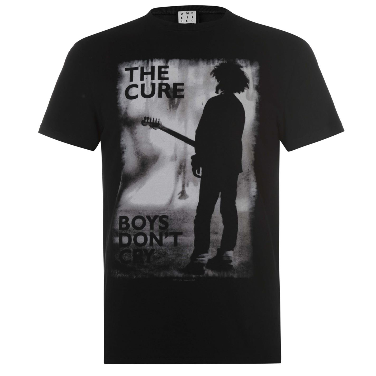 Manches Courtes T-Shirt Homme Amplified