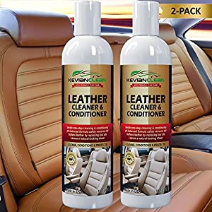 Kevian Clean Leather Cleaner and Conditioner