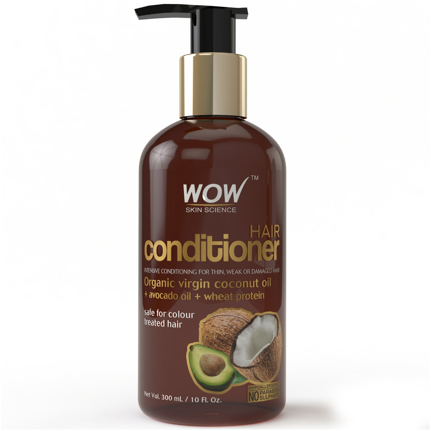 WOW Hair Conditioner - No Paraben and Sulphate, 300 ml