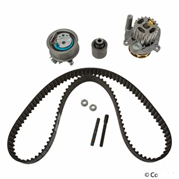 Hepu PK05650 Bomba de agua + kit correa distribución