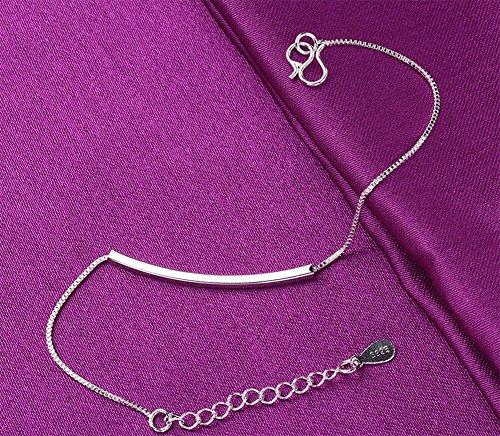 Cdet Tempérament long tube anklet Bracelet de Cheville Pied Femme Plage Accessoire Bijoux Plage Pieds