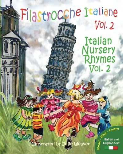 Download Filastrocche Italiane Volume 2 - Italian Nursery Rhymes Volume 2 (Italian Edition) ebook