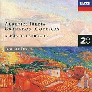 Albeniz: Iberia; Granados