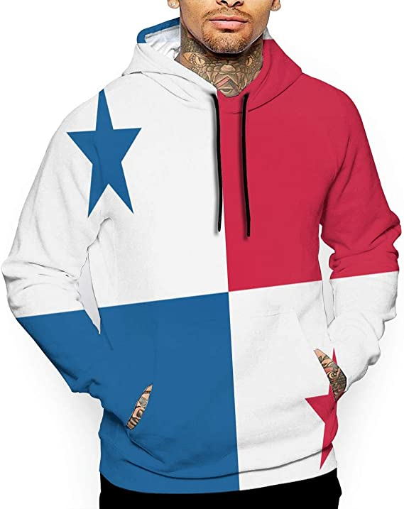 Ou30IL@WY Men Mexico Map Hooded Fleece Winter 100/% Cotton Sweatshirt with Pocket for Men