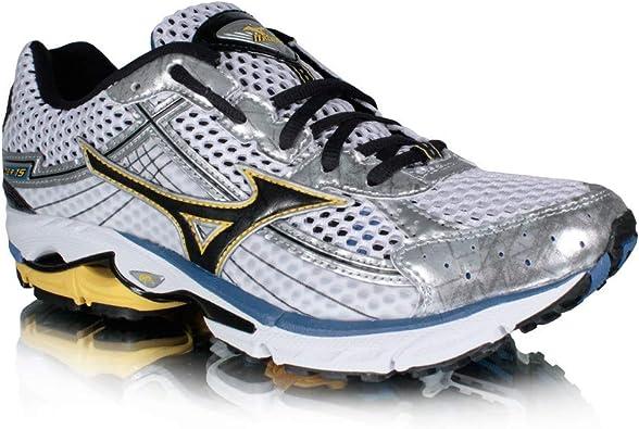 Mizuno - 8Kn-20209 - Mizuno Rider 15 - Zapatillas Running - Hombre - Color : Blancas - Talla : 42: Amazon.es: Zapatos y complementos