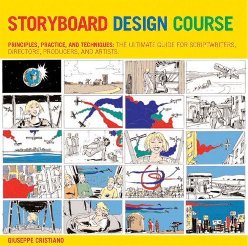 Storyboard Design Course: Principles, Practice, and...