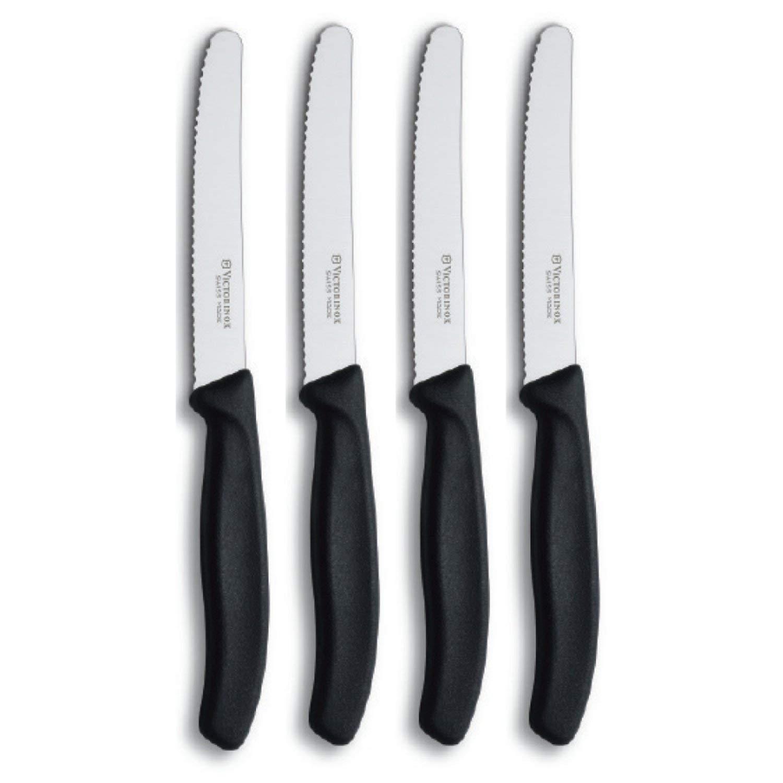Amazon.com: Cuchillo de cortar carne de Victorinox, punta ...