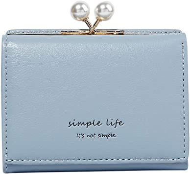 Owl Cute Sweet Bi-fold Zipper Bill /& Card Holder Long Wallet