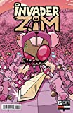 INVADER ZIM #25 WILLIAMS VAR