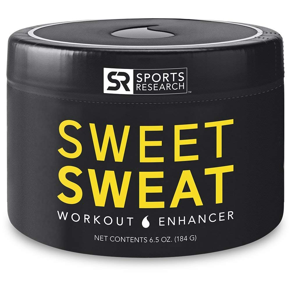 Sports Research Sweet Sweat Jar, 6.5 Ounce (1 Count)