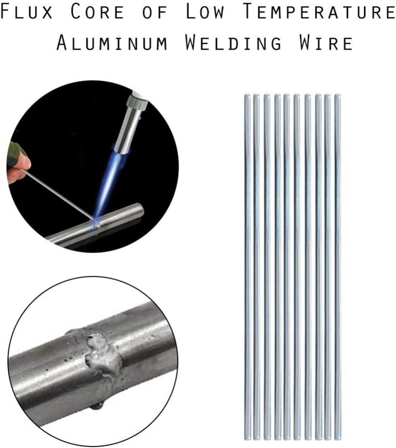 Luxsea Welding Wire Low Temperature Aluminum Repair Rods Welding Brazing Rod for Repair