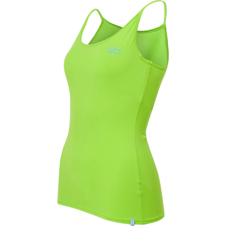Sportkind Mädchen & Damen Tennis Fitness Fitness Fitness Yoga Spaghetti Tanktop B00V4PXRA0 Shirts & Blausen Personalisierungstrend 054298