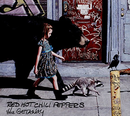 The Getaway (Red Hot Chili Peppers Best Of Cd)