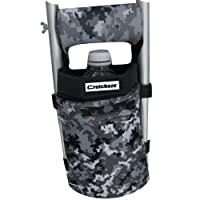 Crutcheze Digital Snow Camo Crutch Bag, Pouch, Pocket, Tote Washable Designer Fashion Orthopedic Products Accessories