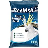 Peckish Grey Sunflower Seeds, 2.5kg