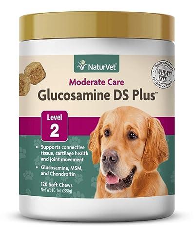 NaturVet – Glucosamine DS Plus