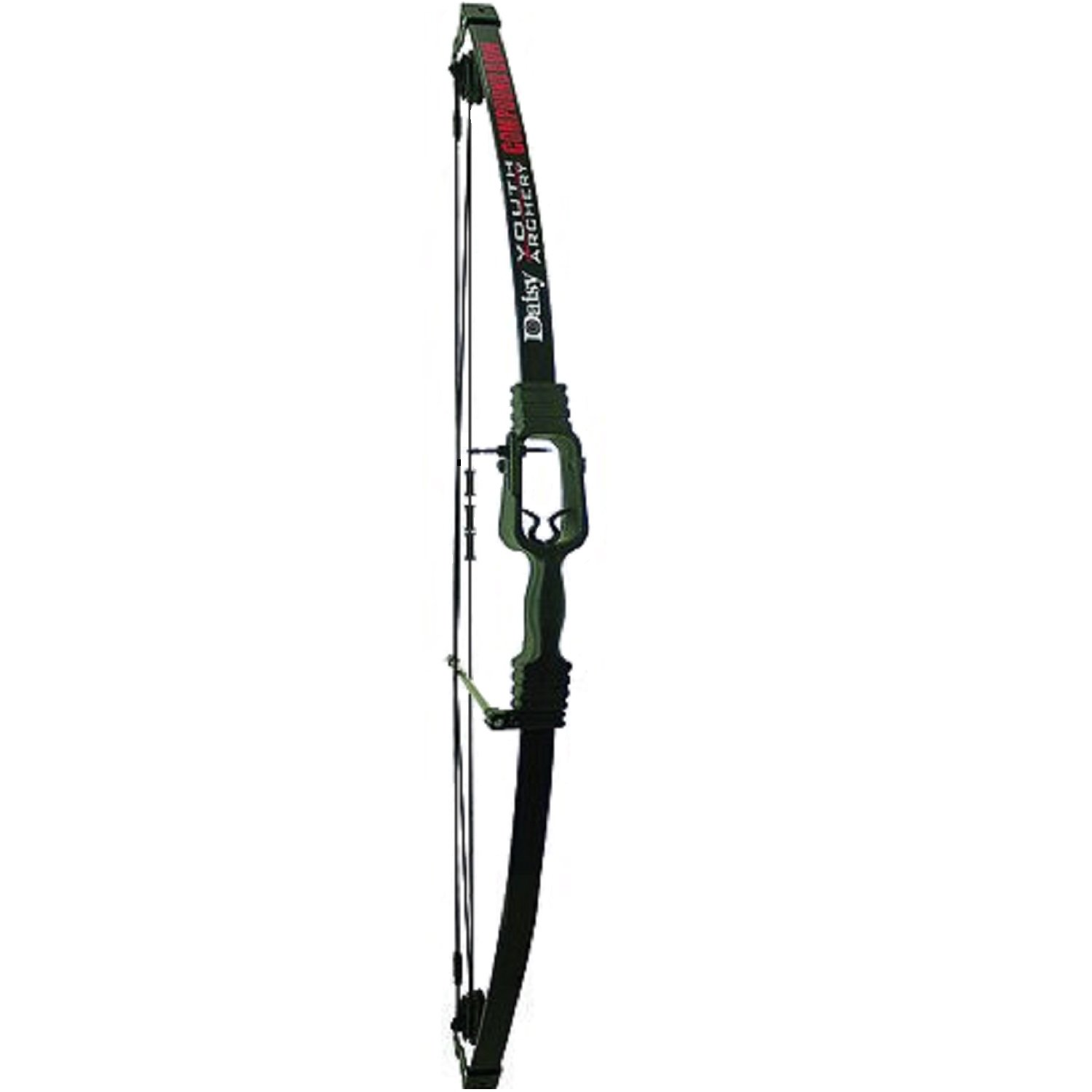 Daisy Youth Archery Compound Bow, Black, Left/Right Hand