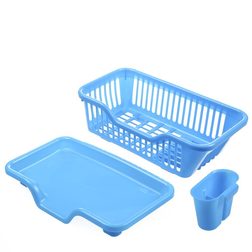 Amazon.com: XHHOME Environmental PP Plastic Kitchen Sink Dish ...