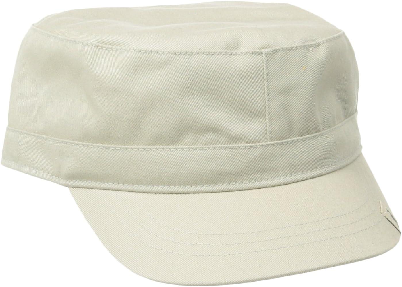 Kangol Headwear Cotton Adj Army Cap, Sombrero para Hombre, Beige ...