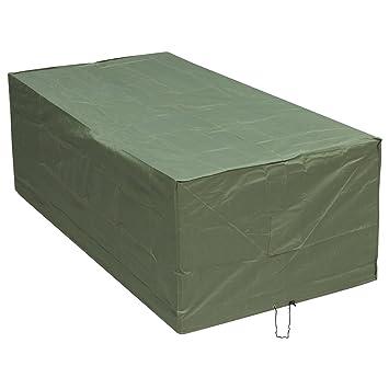 Woodside   Abdeckplane Für Gartenmöbel   Wasserdicht   Für Gartenmöbelset  6 8 Sitze Rechteckig