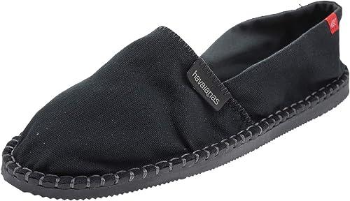 Havaianas Origine III Flip Flops aus schwarzer Baumwolle für Herren ORIGINE III
