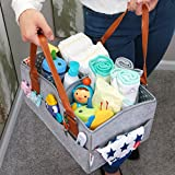 Flash Ecommerce Baby Diaper Caddy Organizer