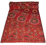 Best 50 T Vs - V Vedant Designs Red Peacock Mandala Tapestry Throw Review