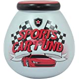 Sports Car Fund Pot of Dreams Money Box