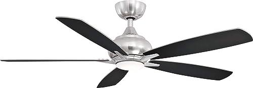 Fanimation FP8533BN Doren Ceiling Fan