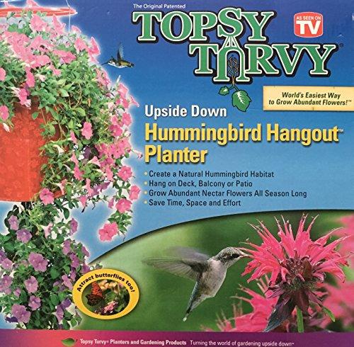Topsy Turvy Topsy Turvy Hummingbird Planter -