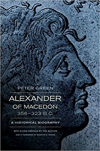 Alexander The Great Biography Book