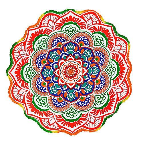 Canga Redonda Mandala Colors