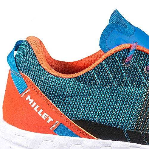 MILLET Arrampicata 8331 Electric Orange Amuri Blu Scarpe Uomo Blue da BtBzrUq